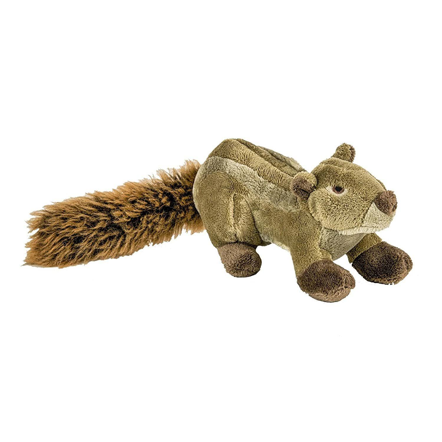 Fluff & Tuff Peanut The Chipmunk Toy