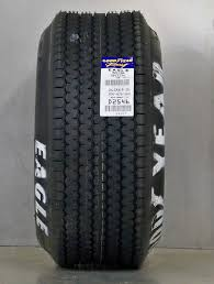 100 15 Truck Tires Goodyear Eagle Billboard 2658 Cobra Front Tire Car And