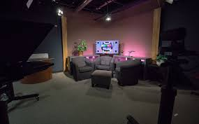 100 Studio B Furniture And Control Room PACTV