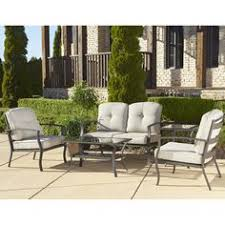 Sams Club Patio Set With Fire Pit by 999 Sam U0027s Club Brittany 4 Pc Conversation Set Outdoor Living