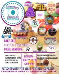 Join Us And VOTE For The BEST Bakers In Queen City On Saturday June