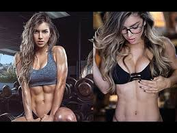 Anllela Sagra The Most Incredible & Aesthetic Body in Fitness