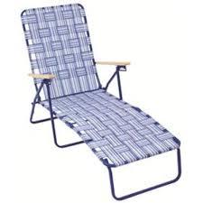 Tri Fold Lounge Chair by Rio Web Chaise Lounge