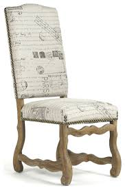 French Script Chair Cushions by French Country Dining Chairs U2013 Glorema Com