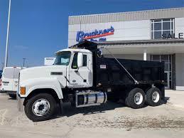 100 Dump Trucks For Sale In Oklahoma 2012 MACK PINNACLE CHU613 City