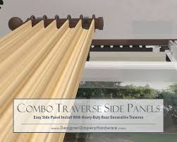 Decorative Traverse Curtain Rods by 36 Best Decorative Traverse Rods Images On Pinterest Curtains