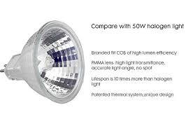 gmy lighting皰 led light bulb mr16 6000k 50w halogen bulb