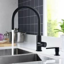 platino küchenarmatur pori inox edelstahl schwarz matt wasserhahn küche