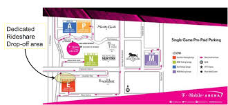 Mgm Grand Floor Plan by Vegas Golden Knights T Mobile Arena Transportation And Parking Faq