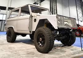 100 Dennis Carpenter Ford Truck Parts Dynacorn Introduces Reproduction Bronco Body Hemmings Daily