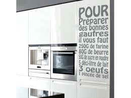 stickers porte placard cuisine stickers porte cuisine awesome stickers with stickers porte leroy