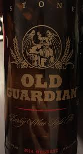 St Arnold Pumpkinator 2014 by Stone Old Guardian 2014 I Like My Tripels Quadrupel And My