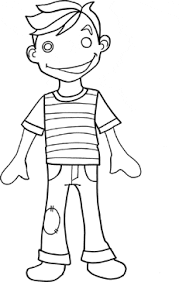 Free Kids Coloring Pages Printable Book