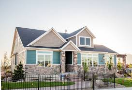 Parkhouse At Rosecrest Meadows in Herriman UT New Homes & Floor