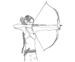 Free Coloring Pages Of Hungergames
