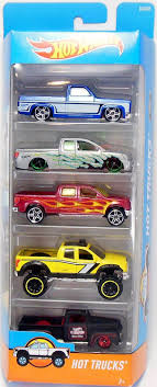 100 Hot Wheels Truck Amazoncom 2016 S 5Pack Toys Games Arts