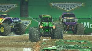 100 Monster Truck Show Miami Jams Tom Meents Talks Keys To Victory Orlando Sentinel