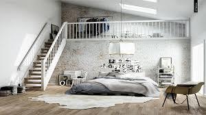 comment aménager une chambre avec mezzanine