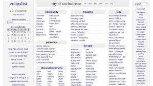 Craigslist Closes Personals Sections In US, Cites Measure - KRON Craigslist St Augustine Florida Older Model Used Cars And Trucks Traing Paid Ads Vs Free Youtube Los Angeles California And Good Subways With Houston Tx For Sale By Owner Car Buyer Scammed Out Of 9k After Replying To Ad Abc7com Craigslist Craigslist Scam Ads Dected On 2014 Vehicle Scams Google Just A Geek February 2012 20 Inspirational Photo Orange New Seattle 2019 20 Release Truck Parts In Rgv Best Resource Search In All Arizona Phoenix
