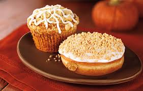 Pumpkin Iced Coffee Dunkin Donuts by News Dunkin U0027 Donuts 2014 Pumpkin Menu Includes New Pumpkin