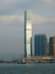 100 Hong Kong Skyscraper International Commerce Centre The Center