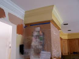 Kitchen Soffit Trim Ideas by Trim And Crown Molding Installation Loversiq