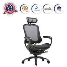 [Hot Item] Clatina Ergonomic Mesh Office Chair High Back Desk Chair With  Adjustable Height Armrests And Mesh Headrest (LYL) The Ergonomic Sofa New York Times Office Chair Guide How To Buy A Desk Top 10 Chairs Capisco By Hg Three Best Office Chairs Chicago Tribune 8 Ergonomic Ipdent Aeron Herman Miller Embroidered Extreme Comfort High Back Black Leather Executive Swivel With Flipup Arms 7 Orangebox Flo Headrest Optional Shape Bodybilt 3507 Style Midback White Mesh Mulfunction Adjustable 3 Stretches To Beat Pain Without Getting Up From Your