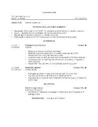 Cashier Resume Template Objective For Example Of This Is