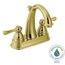 brass moen bathroom sink faucets bathroom faucets the home