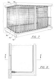 Windward Hannah Patio Furniture by Patent Us6176050 Flexible Protective Wind Abatement System