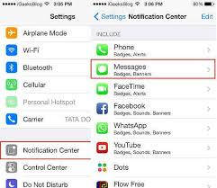 How to Turn f Message Preview on iOS 7 Lock Screen for iPhone