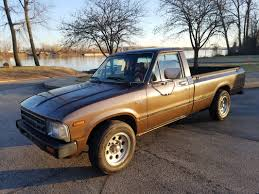 1982 Toyota Pickup SR5 - Cosmic Auto Sales 2009 Toyota Tacoma 4 Cylinder 2wd Kolenberg Motors The 4cylinder Toyota Tacoma Is Completely Pointless 2017 Trd Pro Bro Truck We All Need 2016 First Drive Autoweek Wikipedia T100 2015 Price Photos Reviews Features Sr5 Vs Sport 1987 Cylinder Automatic Dual Wheel Vehicles That Twelve Trucks Every Guy Needs To Own In Their Lifetime