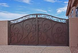 Iron Gate Designs For Homes | HomesFeed Front Doors Gorgeous Door Gate Design For Modern Home Plan Of Iron Fence Best Tremendous Rod Gates 12538 Exterior Awesome Entrance And Decoration Using Light Clever Designs Homes Homesfeed Hot Simple In Kerala Addition To Firstrate 1000 Ideas Stesyllabus Concrete Driveway Automatic Openers With