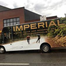 Imperial Taco Truck - Detroit Food Trucks - Roaming Hunger
