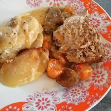 cuisine cookeo la ptite cuisine de rôti de porc à la moutarde et au vin