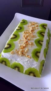 dessert aux kiwis facile gâteau facile aux kiwis marciatack fr