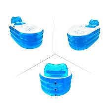 Inflatable Bathtub For Adults by Bañera Inflable Cálido Portátil Adulto Bañera Eléctrica Bomba De