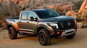 100 Nissan Pickup Trucks S Titan Warrior Is A Battleready Desert Racer That Can