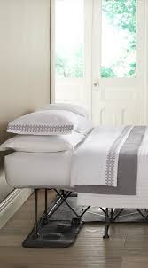 Frontgate Ez Bed by Ez Bed Inflatable Bed Steel Frame And Mattress