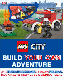 100 Lego Fire Truck Games LEGO City Build Your Own Adventure With A Fighter Minifigure