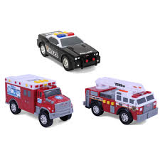 Funrise Toys - Tonka Mini 3 Pack, Fire Engine, Police Cruiser ... 4runner Tonka Trucks Stretch Tundras And Soedup Vans Surprise Blind Boxes Mini Trucks Youtube Tinys Complete Collection By Funrise Hasbro Antiques Art Vintage Truck Crane 1902547977 Cheap Trophy Find Deals On Line At 197039s Toys A Scraper In Yellow Dump Jumbo Foil Balloon Walmartcom 1970s 5 Pressed Steel Lot Set Of 9 Diecast Review Wagoneer With Snowmobile Trailer 1081