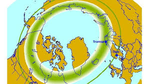 Northern Lights where and when