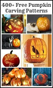 Boston Terrier Pumpkin Pattern by Free Pumpkin Carving Patterns U0026 Templates Driven By Decor
