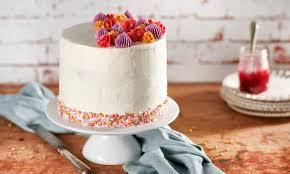kleine vanille torte