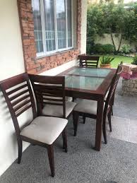 Glass And Wood Dining Table Set With 6 Chairs On Carousell West Starter 4 Seater Ding Set Kruzo Florence Extendable Folding Table With Chairs Fniture World Sheesham Wooden 3 1 Bench Home Room Honey Finish 20 Chair Pictures Download Free Images On Unsplash Delta Children Mickey Mouse Childs And Julian Coffe Steel 2x4 Full 9 Steps Hilltop Garden Centre Coventry Specialists Glamorous Small Tables For 2 White Customized Carousell Table Glass Wooden Ding Set 6 Online Street
