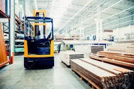 100 Warehouse Houses Building Materials Logistics Concept Construction