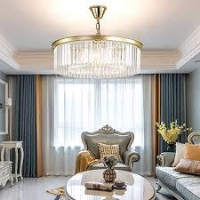 moderne k9 kristall hängeleuchte wohnzimmerle