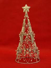 HUG Select Christmas Tree Elegance Corn Silver 28cm3321