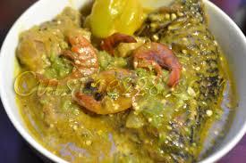 recette de cuisine beninoise sauce de gombo okra soup cuisine togolaise ivoirienne