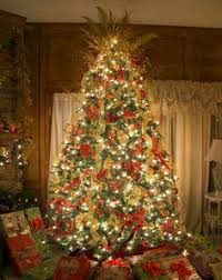 Fortunoff Christmas Trees 2013 by Decorated Christmas Tree From Raz Imports With Lots Of Foliage And